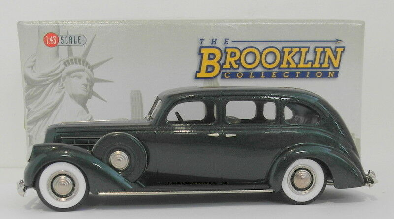 Brooklin maßstab 1  43 brk141 - 1937 7-passenger sedan lincoln k