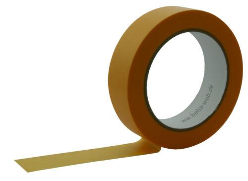 UV Band 400m Abklebeband Malerband Fineline Abdeckband Goldband 30mm x 50 m