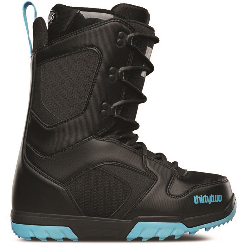 Zweiunddreißig Zweiunddreißig Zweiunddreißig Herren Austritt Snowboard Stiefel (9) Schwarz Blau  8ecb4f