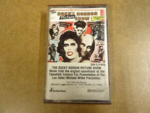 MUSIC-CASSETTE-THE-ROCKY-HORROR-PICTURE-SHOW