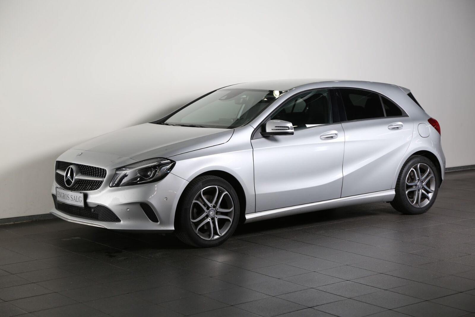Mercedes-Benz A200 d 2,2 Urban