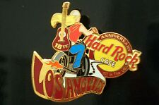 HRC Hard Rock Cafe Los Angeles 18th Anniversary Girl + Motorcycle LE