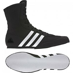 Adidas Boxstiefel, Boxschuhe Box Hog 2 Gr. UK 3,5 - 15. Boxen, Kickboxen, Ringen