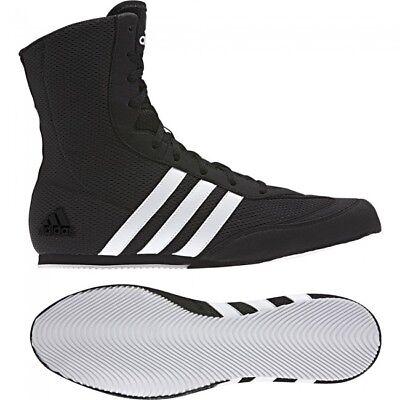 Adidas Boxstiefel, Boxschuhe Box Hog 2 Gr. UK 3,5 15. Boxen, Kickboxen, Ringen | eBay