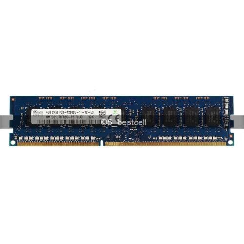 New Hynix 4GB DDR3 2RX8 1600MHz PC3-12800E 240pin ECC Memory Unbuffered UDIMM