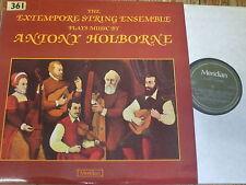 E77027 Music by Antony Holborne / Extempore String Ensemble