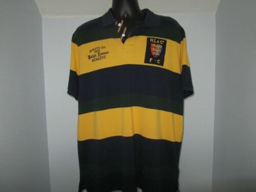 Polo Ralph Lauren Retro 1938 MCM Size XL PRL Football Club NWT RARE Nice