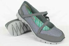 Skechers 22849 Womens EZ Flex 3.0 Stopover Mary Jane Sneaker Black #MB6