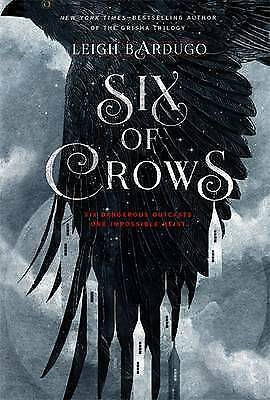 Six of Crows-ExLibrary