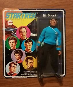Original-Mego-Mr-Spock-Star-Trek-Action-Figure-on-Unpunched-Card-1974-RARE
