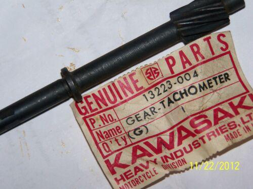 Kawasaki 13223-004 GEAR-TACHOMETER 1970 F5 Big Horn 1972 F91975 F9