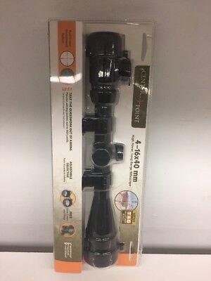 Long Range Rifle Scope Model Lr416aorg2 Modest Center Point 4-16x40 Ao High Power