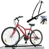 Car Roof Bicycle Bike Carrier Upright Mounted Locking Cycle Rack Store Strong Uk