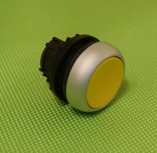 8 A Eaton Moeller m22-d-y bouton poussoir plat jaune 216598