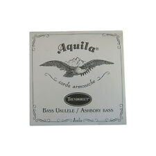 KALA U BASS & ASHBORY BASS UKULELE STRINGS - AQUILA THUNDERGUT - 4 STRINGS - 68U