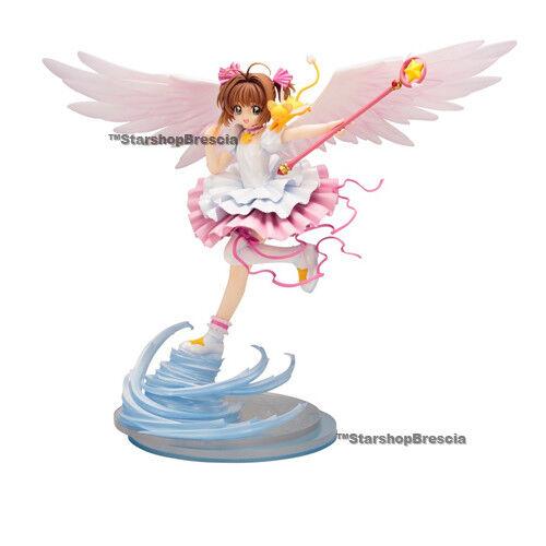 Tarjeta CAPTOR Sakura - Kinomoto Arc ArtFX J 1 7 Pvc Figura Kotobukiya
