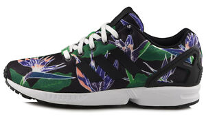 timeless design b156a 2eaa3 Image is loading NEW-MEN-039-S-ADIDAS-ORIGINALS-ZX-FLUX-