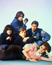 THE BREAKFAST CLUB 8X10 COLOR PHOTO