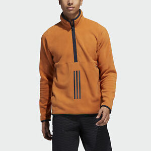 adidas-FreeLift-3-Stripes-Polarfleece-Sweatshirt-Men-039-s