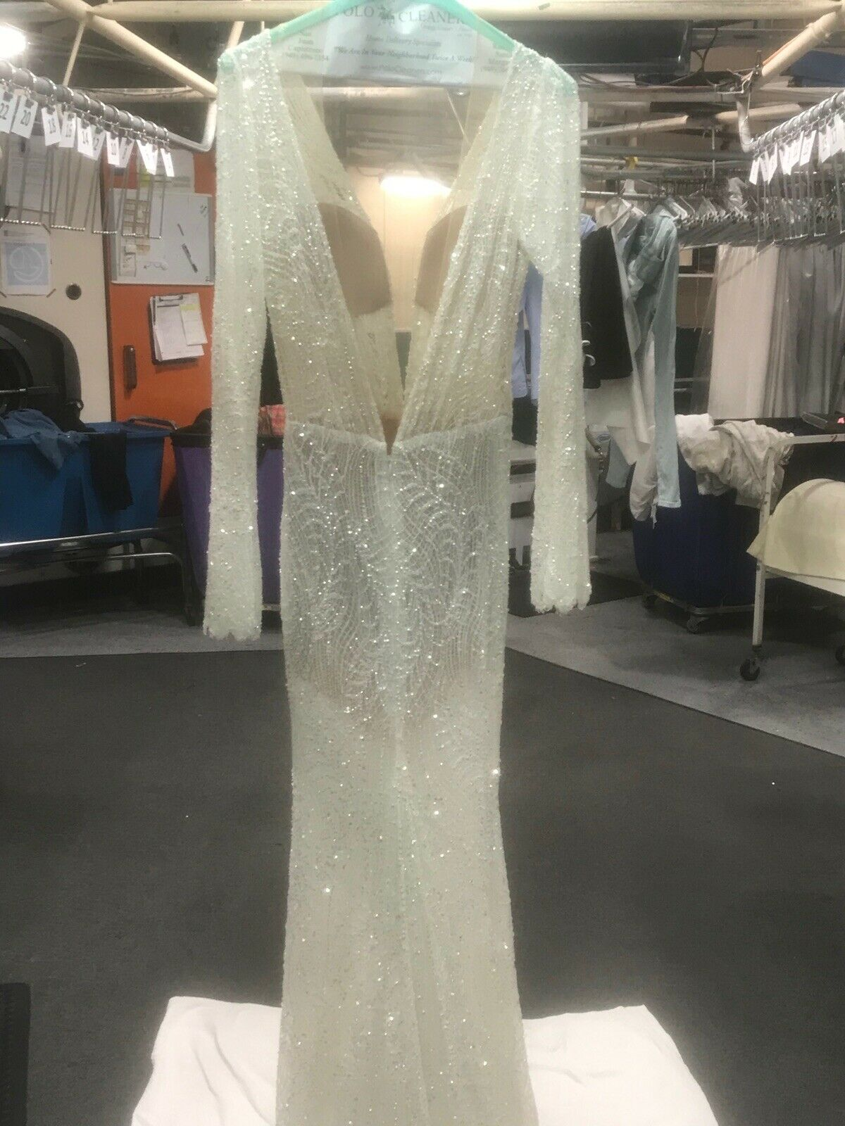 couture wedding dress  - image 1