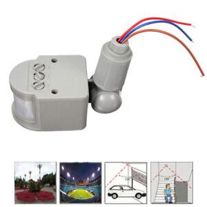 Led Outdoor Infrared Pir Motion Sensor
