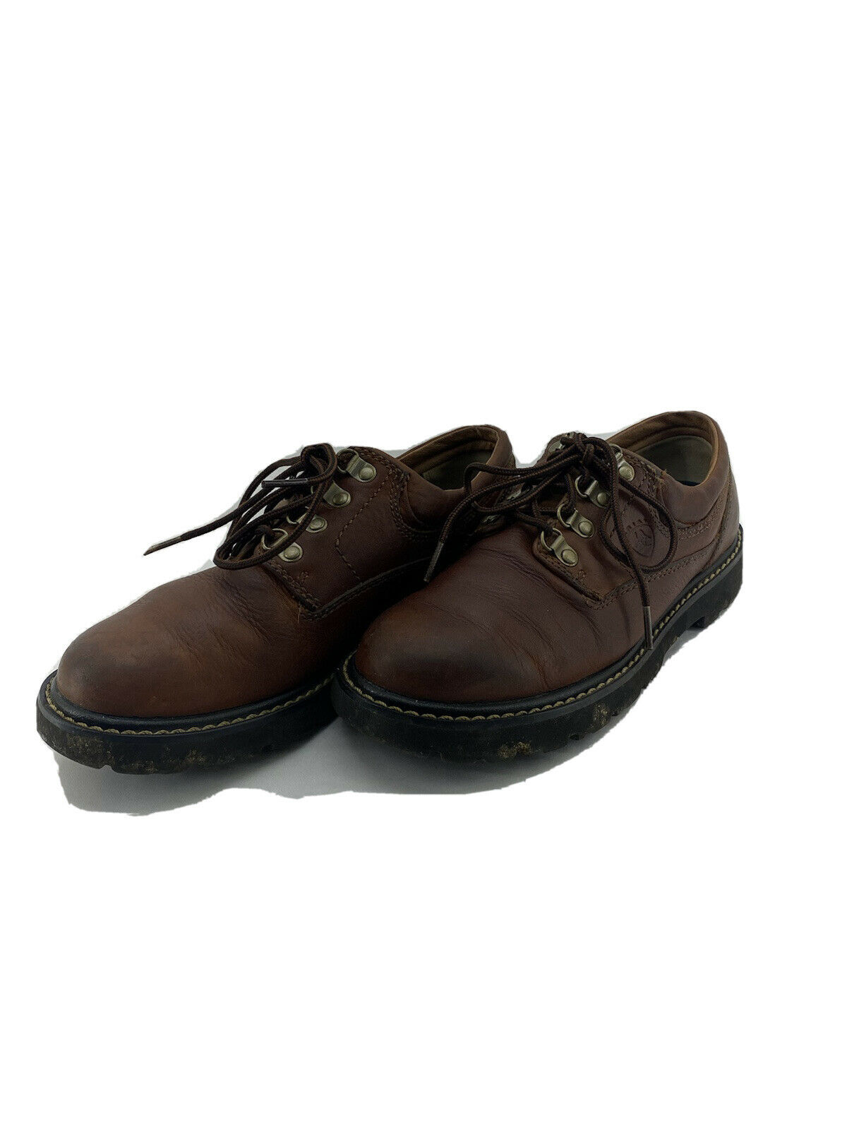 ariat womens leather hiking trail shoes 9 B brown