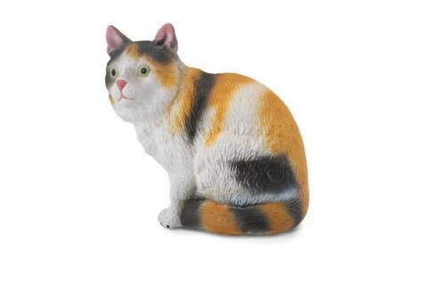 Casa gato 3-de colores sentado 4 cm de perros y gatos collecta 88490