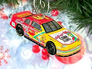 Nascar 5 Terry Labonte Chevrolet Monte Carlo Kelloggs Custom Christmas Ornament Ebay