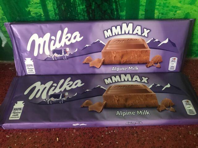 Pleasant 4X Milka Chips Ahoy Chocolate Alpine Milk For Sale Ebay Birthday Cards Printable Trancafe Filternl