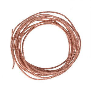 Subwoofer-Woofer-Lead-Wire-Repair-Braided-Copper-Wire-for-8-10-inch-Speaker-TB