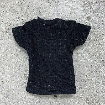 "1//12 Grey long sleeve shirt for 6/"" Marvel Legends Mezco Slim body MO-LT-GR"