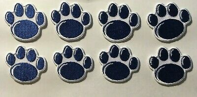 NEW 3 X 4 INCH PENN STATE NITTANY LIONS IRON ON PATCH FREE SHIPPING