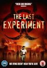 The Last Experiment (DVD, 2014)