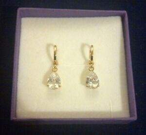 N05-Gold-filled-huggie-hoop-drop-dangle-earrings-Swarovski-elements-Plum-UK-BOXD