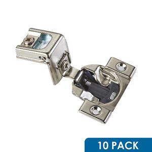 HonnêTe 10 Pack Blum Blumotion 39 C 1 3/8 Overlay Soft Close Cabinet Hinges 39c355b.22