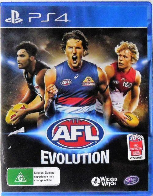 AFL Evolution PS4
