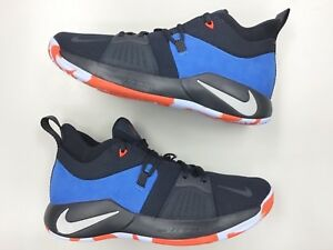 e3dd8af8ab98 Brand New Men Nike Air Zoom Paul George PG2 basketball shoes OKC ...