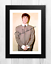 John-Lennon-2-The-Beatles-A4-signed-photograph-poster-Choice-of-frame thumbnail 3
