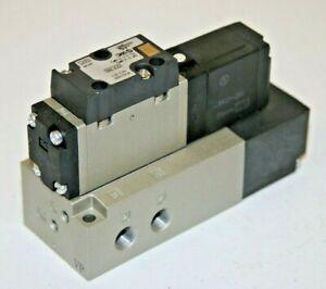SMC VF22100-5F2-01T Solenoid Valve -18019