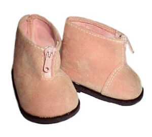 Pink Scalloped Ankle Socks Fits 18 inch American Girl Dolls