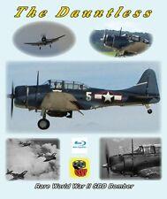 The Dauntless Rare World War II SBD Bomber DVD aircraft planes Greg Scholl