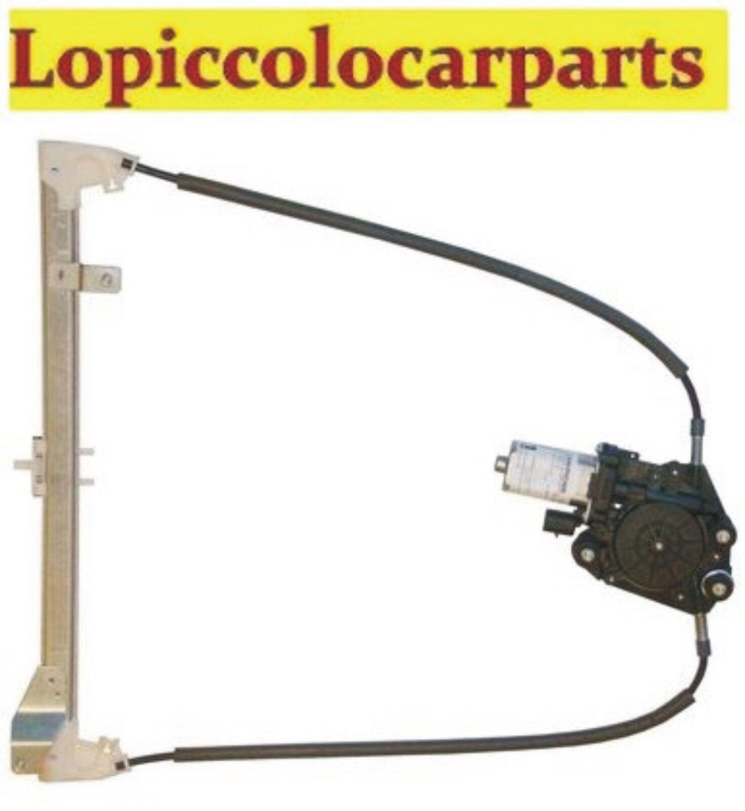 Alzacristalli Elettrico ELETTRIC-LIFE LN28L LATO SINISTRO LANCIA Y (840) 3 PORTE