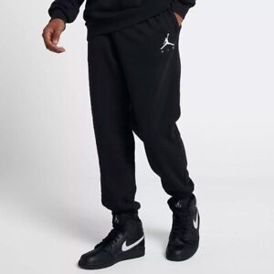 b5659e5f9c6 Image is loading Nike-Jordan-Jumpman-Sweatpants-Joggers-BQ1425-010-Size-