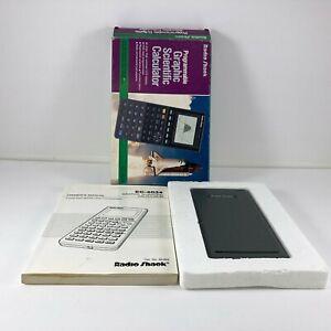 Vintage-Radio-Shack-EC-4034-Programmable-Graphic-Scientific-Calculator