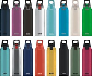Extrem SIGG Thermosflasche Isolierflasche Hot & Cold 0.5 L ONE Edelstahl BZ82
