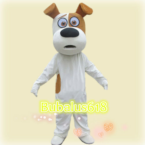Customade MAX Dog adult Cartoon//Mascot costume unisex Fancy dress for Festival
