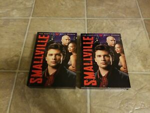 Smallville-The-Complete-Sixth-Season-DVD-Used