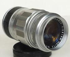 LEICA ELMARIT-M 90mm f/2.8 CHROME lens M-MOUNT m2 m3