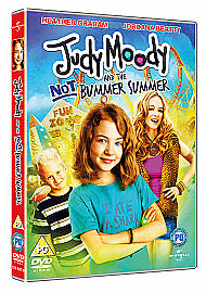 1 of 1 - Judy Moody And The NOT Bummer Summer (DVD, 2012)