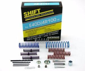 Details about Ford E4OD E40D 4R100 Transmission Superior Valve Body Shift  Kit Truck (S36165E)